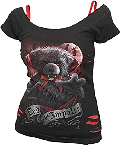 Spiral - Women - TED THE IMPALER - TEDDY BEAR