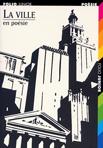 La ville en poésie par Collectif