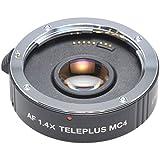 Kenko KE-MC4DX1C DGX MC4 Canon AF Konverter 1,4-fach schwarz
