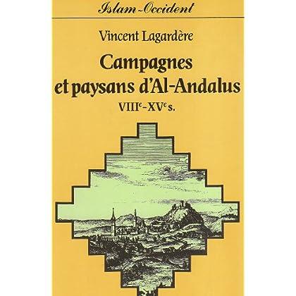 CAMPAGNES ET PAYSANS D'AL-ANDALOUS