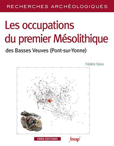 RA N°8 - Les occupations du premier Mésolithique des Basses Veuves (Pont-sur-Yonne)