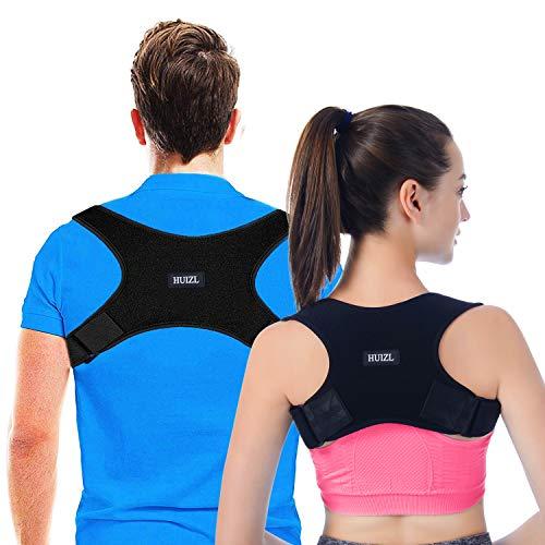 Haltungskorrektur Geradehalter zur Haltungskorrektur ideal zur Therapie für haltungsbedingte Nacken, Rücken und Schulterschmerzen für Damen und Herren Größenverstellbar