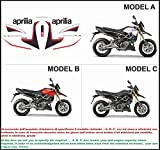 Kit adesivi decal stikers APRILIA DORSODURO 750 2014 (INDICARE IL MODELLO A o B o C)