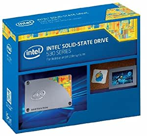 Intel SSDSC2BW120A4K5 SSD 530 Series interne-SSD 120GB (6,4 cm (2,5 Zoll), 7mm, SATA III, MLC) Resellerpack silber