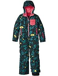 O'Neill Pk Powder - Traje de esquí para niño, color Multicolor, talla 2XS