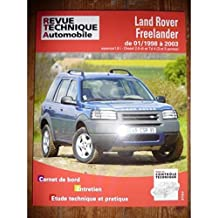 Amazon.fr : revue technique land rover