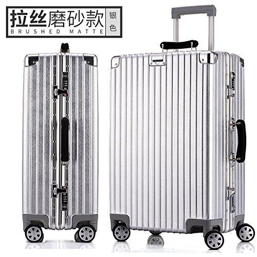hoom-hohe-magnesium-aluminiumlegierung-feld-gepack-cabin-trolley-case-matt-silber-h-70l45-w-27-cm