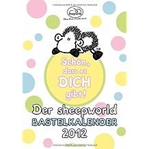 Der sheepworld Bastelkalender 2012