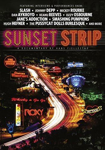Sunset Strip [DVD] [UK Import]