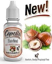 Capella Aroma 13ml DIY Hazelnut v2