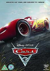 Cars 3 [DVD] [2017]