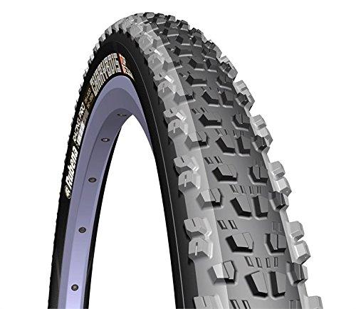 Rubena/MITAS Unisex Charybdis X Wire Bead neumático x X1, Negro, 26x 2.00