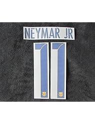Original 2015–2016Barcelona FC Neymar Jr Flock para Nike Away Camiseta nuevo