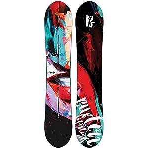 Burton Damen Freeride Snowboard Lip-Stick 145