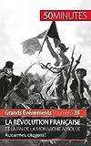 La Révolution française et la fin de la monarchie absolue: Aux armes, citoyens ! (Grands Événements t. 38)