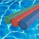 Wassernudel x3 Rehabilitation Poolnudel Fitness Gymnastik