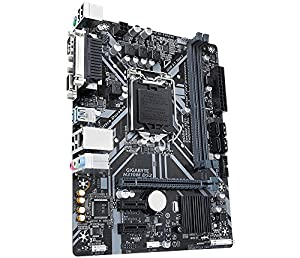 Gigabyte H310M DS2 Intel H310 LGA 1151 (Socket H4) microATX motherboard - Motherboards (DDR4-SDRAM, DIMM, 2133,2400,2666 MHz, Dual, 32 GB, Intel)