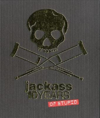 Jackass 10th Anniversary Photo Book by Sean Cliver (2010-12-09)