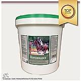 ♥ EMMA ♥ Aufbaufutter für Pferde Pferdefutter - Energie für Pferde I mit Sojabohne I Ergänzungsfutter für ältere Pferde oder Pferde mit Zahnproblemen I für untergewichtige Pferde I Aufbaufutter nach Situationen hoher Belastung (Wettkampf, Krankheiten, Rekonvaleszenz) I Muskelaufbau fürs Pferd, Skelett & Vitalität & Energie I EMMA 6 Kg