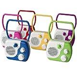 2-Band UKV FM AM Duschradio Küchenradio Badezimmer Radio Spritzwassergeschützt