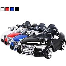 Kinder Elektroauto Lizenzierter Audi RS5 Lizenziert 2 x 35 Watt Motor Original Elektro Kinderauto Kinderfahrzeug Spielzeug für Kinder Kinderspielzeug