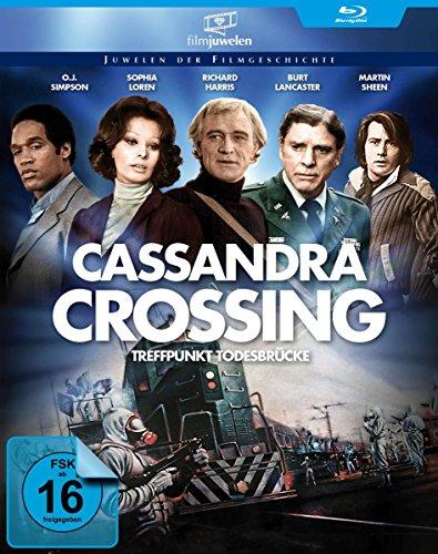 The Cassandra Crossing - Treffpunkt Todesbrücke (Filmjuwelen) [Blu-ray]
