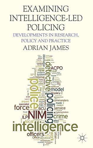 Examining Intelligence-Led Policing: Developments in Research, Policy and Practice