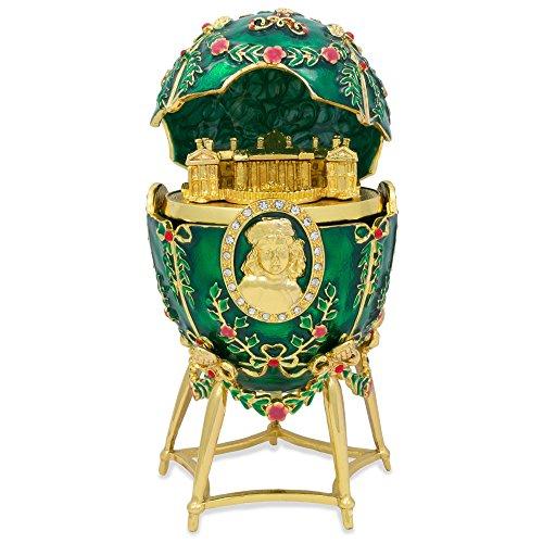 Musikspieluhr 1908 Alexander Palace Faberge-Ei