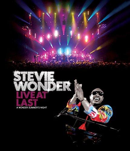 Stevie Wonder - Live at Last/A Wonder Summer's Night [Blu-ray]
