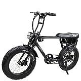 Weebot Vélo électrique Garrett Miller Noir