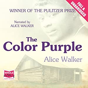 the color purple audio download amazoncouk alice walker whole story audiobooks books - The Color Purple By Alice Walker Online Book