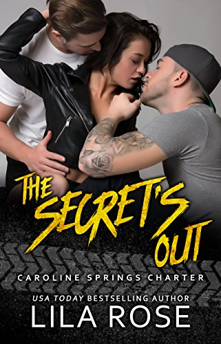 The Secret's Out (English Edition) (Lila Rose)