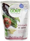 Good Goût - BIO - Ratatouille de Quinoa dès 6 mois 190g - Lot de 4
