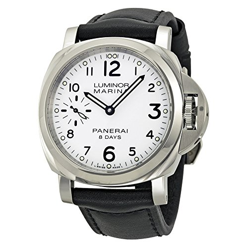 panerai-luminor-44-mm-nero-pelle-uomo-band-acciaio-quadrante-orologio-analogico-pam00563-meccanica-c