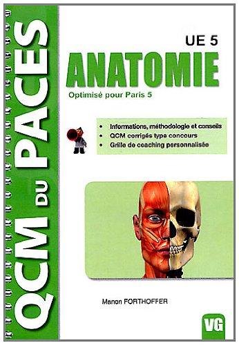 Anatomie UE 5 : Optimisé pour Paris 5