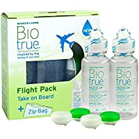 Biotrue Multipurpose Solution flight pack