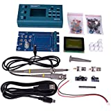 JYE Tech Digital LCD Oscilloscope DIY KIT with 2-inch LCD, 20MHz probe Newest version 06804K