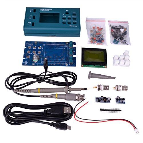 Generic DSO06804K Digital Oscilloscope, LCD, DIY Kit, 2 Zoll (Lcd-training)