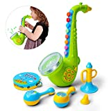 GizmoVine Instrument de Musique Enfant Jouets éducatifs Précoces pour Bébés...