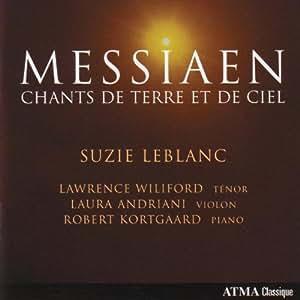 Messiaen: Chants de Terre et de Ciel