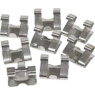 Amerimax Home Products 85341 Gutter Guard Clips-GUTTER GUARD CLIPS