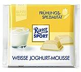 Ritter Sport Weisse Joghurt - Mousse, 11er Pack (11 x 100 g)