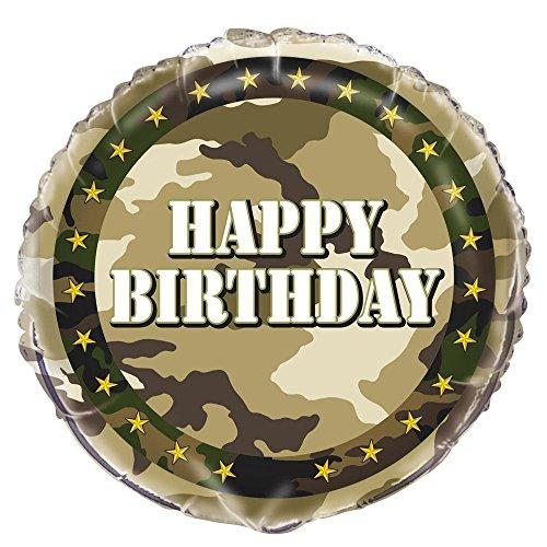 Party-Zubehör in Militär-Design