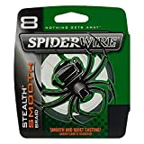 Best Braided Lines - Spiderwire Unisex Smooth 8 Braid, Moss Green, 150 Review