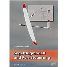 Segelflugmodell und Fernsteuerung