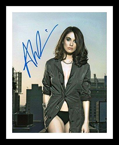 Alison Brie Autogramme Signiert Und Gerahmt Foto - Alison Fotos Brie