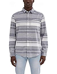 edc by Esprit 027cc2f008, Chemise Casual Homme