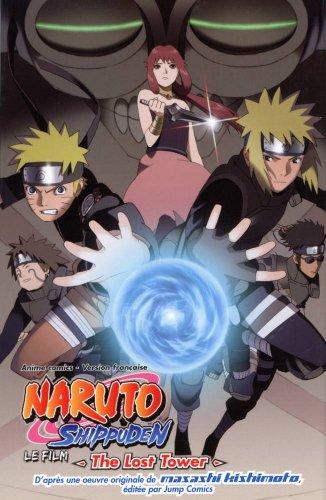 Naruto Shippuden - Animé Comics - The lost Tower par KISHIMOTO Masashi