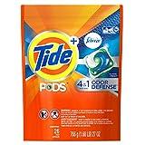Tide Pods Plus Febreze Odor Defense Laun...