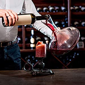 Carafe à vin cristal